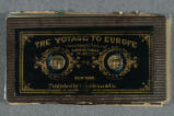 The Voyage to Europe : containing 12 views of Queen Victoria's residences, No. 2 / A.A. Turner,...