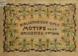 Motifs pour broderies. (IIIme...