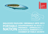 Maldives. Portable Nation. Disappearance as Work in Progress Approaches to Ecological...